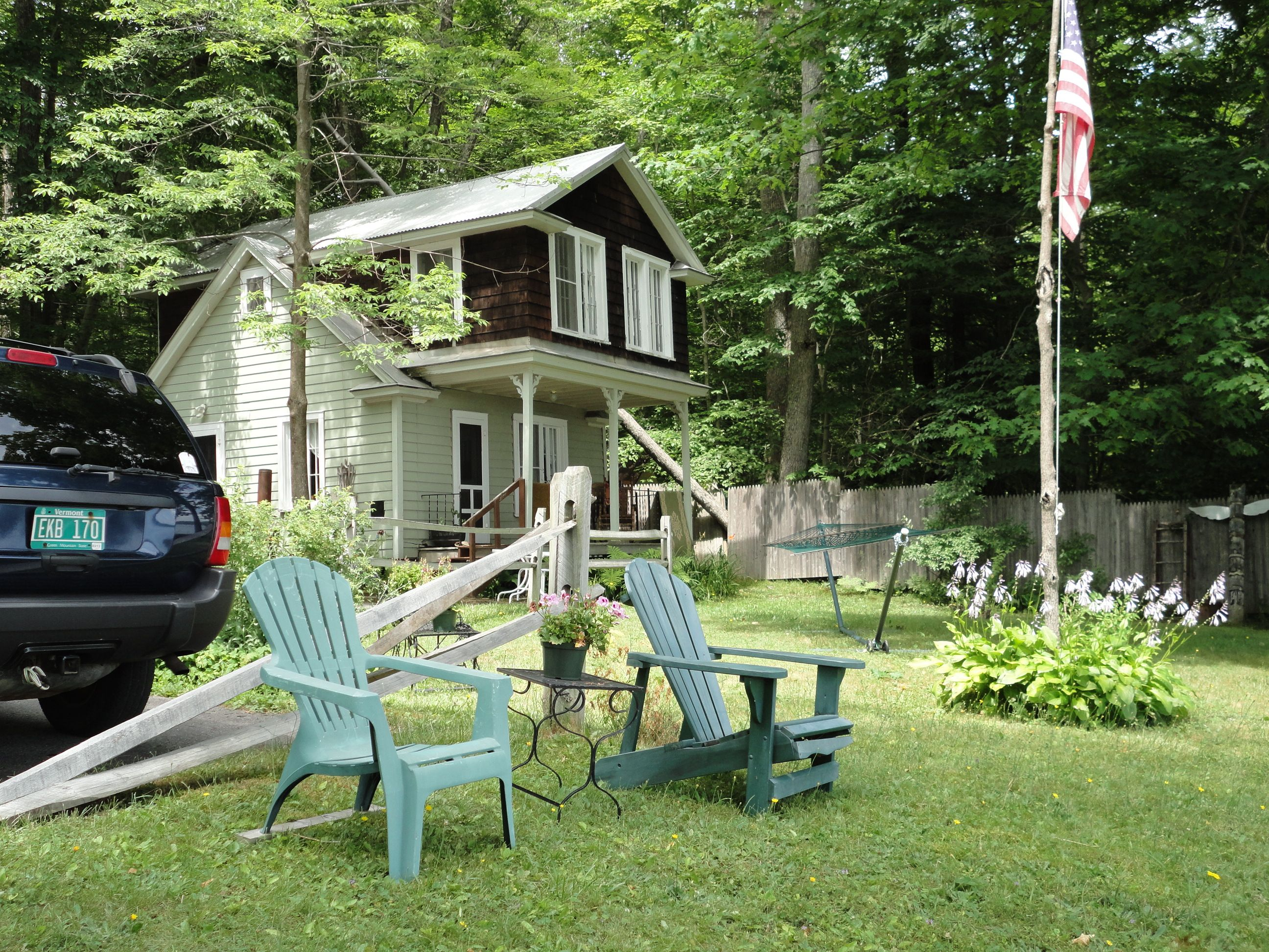 of pin george landing in lake cabins south western ny shore bolton omg