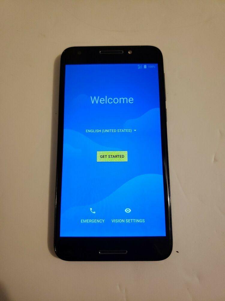 Alcatel A30 Plus 5049Z (Metro PCS) Android Smartphone (M-5049Z