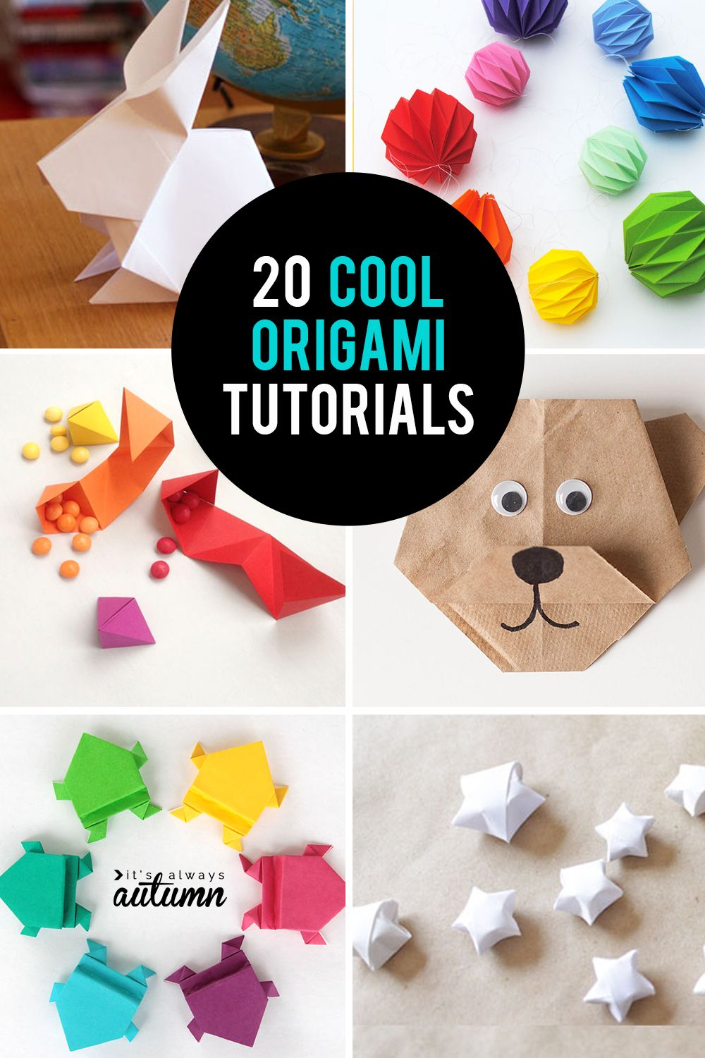Origami for Everyone - Instructables | 1500x1000