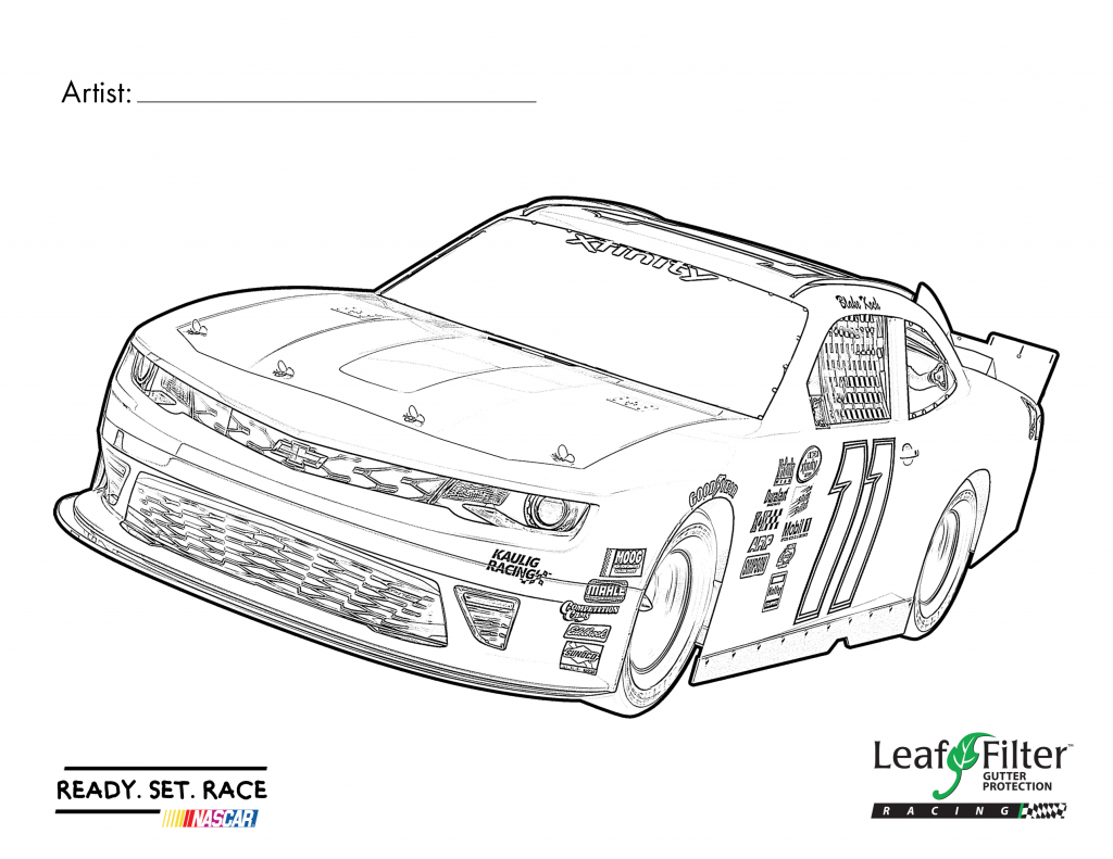Coloring Contest | Coloring contest, Cars coloring pages, Nascar race cars
