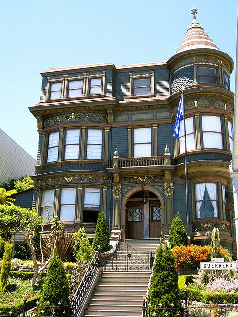 John Daly house in San Francisco