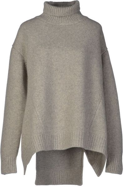 b3fad39bea5 Celine Turtleneck in Gray (Light grey) - Lyst