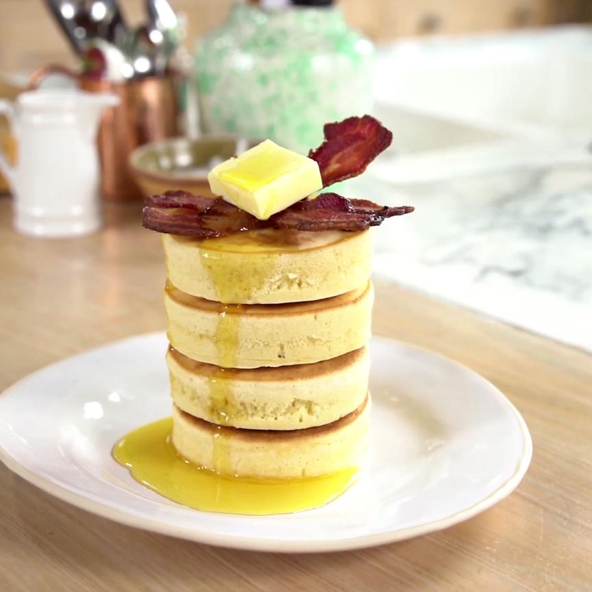Japanese pancakes recipe pancakes japanese and food how to make japanese pancakes ccuart Images