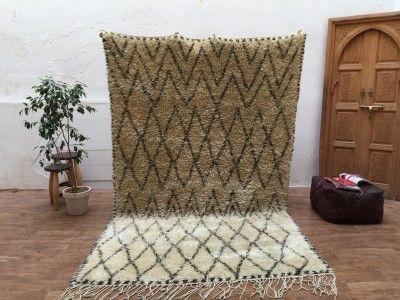 Large Beni Ourain Carpet