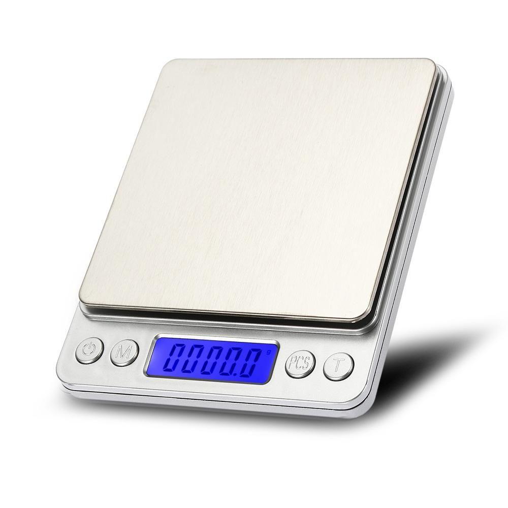 3000g 0 1g Portable Mini Electronic Digital Scales Pocket Case