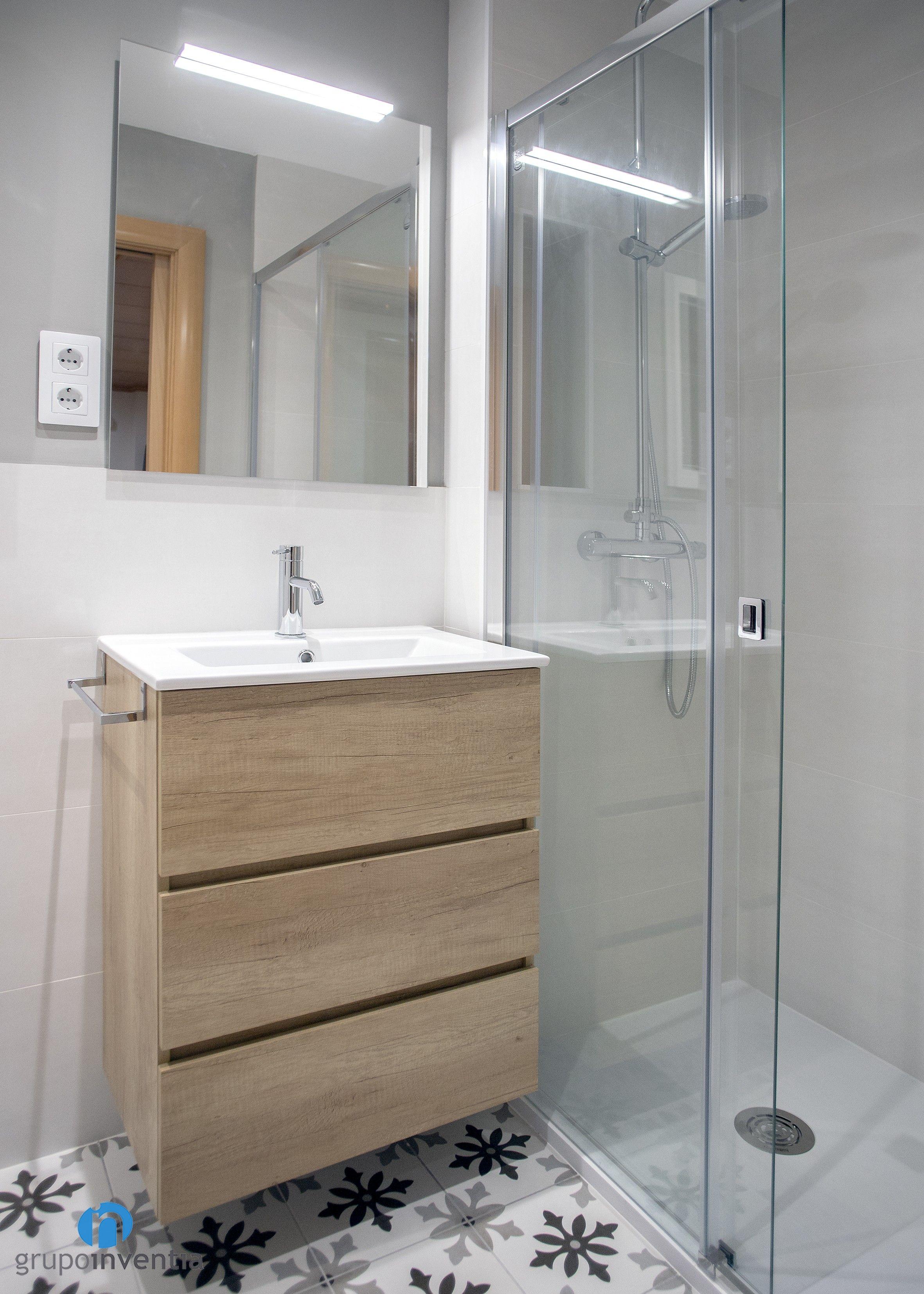 Reforma de baño   Cuarto de baño, Baños reformados, Baños