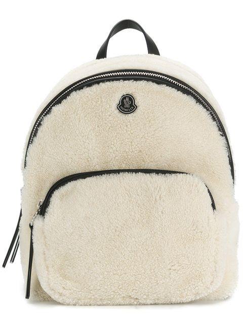 3ec3ba68955b MONCLER zip around backpack.  moncler  bags  lining  wool  backpacks ...