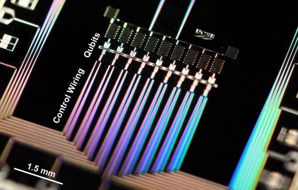 Google bate el récord de computación cuántica