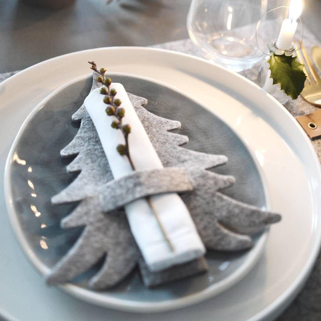 LAST MINUTE Tischdeko selber machen - Servietten falten Weihnachten - Weihnachtsdeko Ideen
