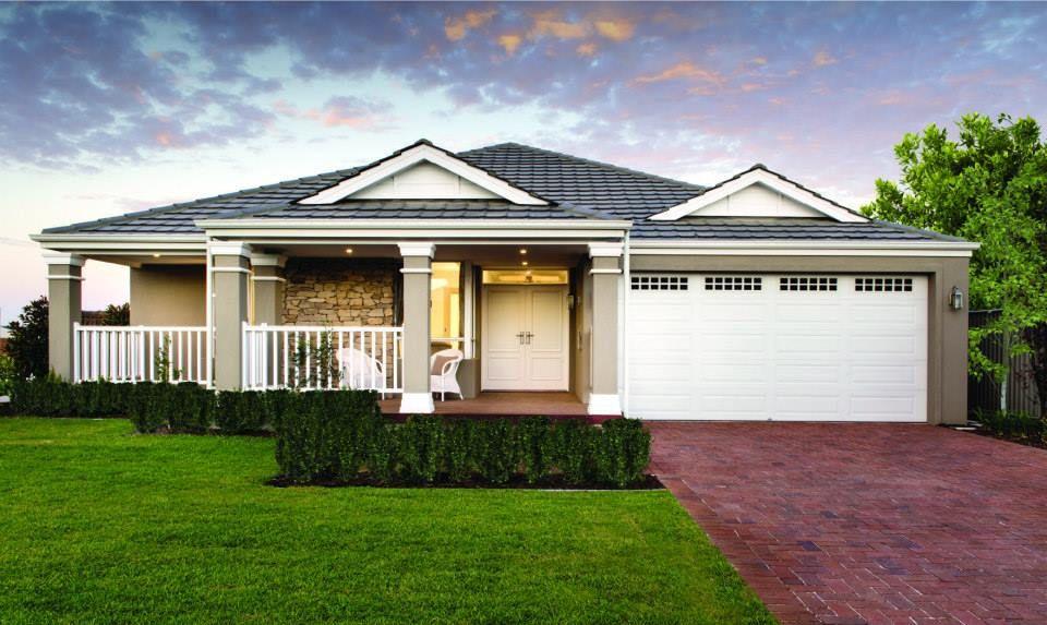 House · plunkett homes the new hampton · home designhome