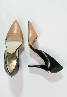 b16f16635c4 JULIETA - Hoge hakken - sun tan/black   Clothing & shoe musthaves ...