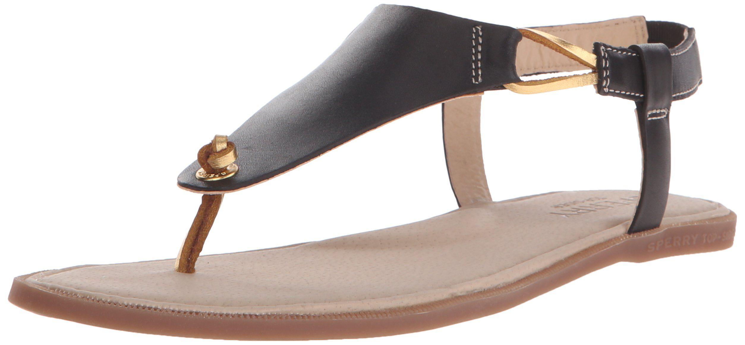 ec0df488e7c5 Sperry Top-Sider Women s Calla Jade Flat Sandal