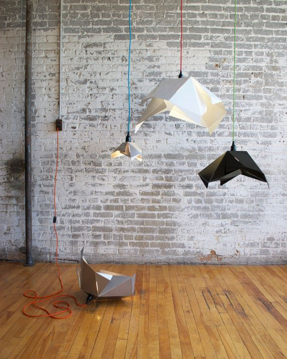 Dotted Lines Pendant Light Small By Tandemmade On Etsy Small Pendant Lights Lamp Pendant Light