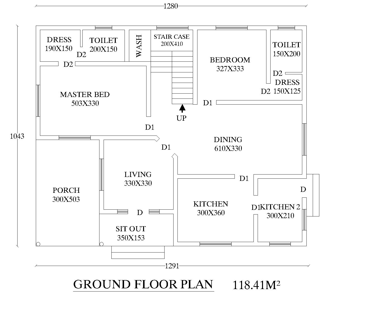 South indian traditional house plans google search for House plan kerala style free download