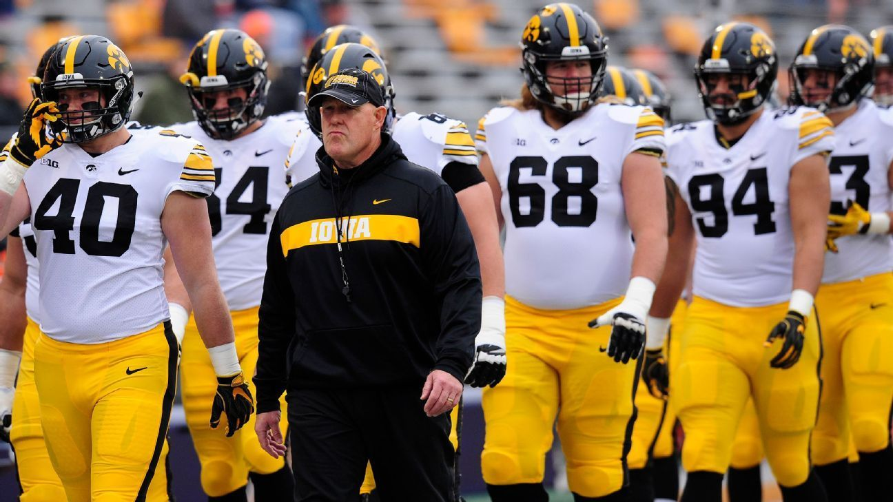 Iowa power coach Chris Doyle disputes claims of biased