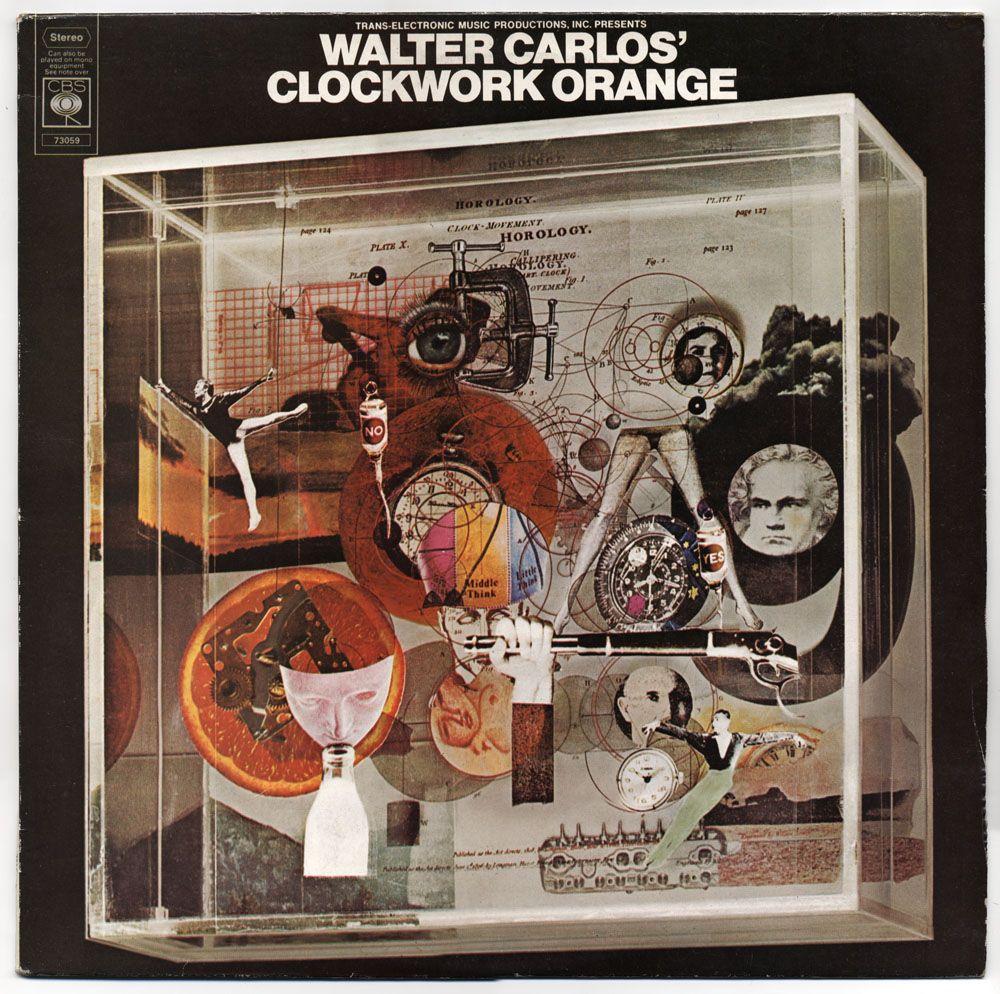 Walter Carlos Clockwork Orange Google Search Music