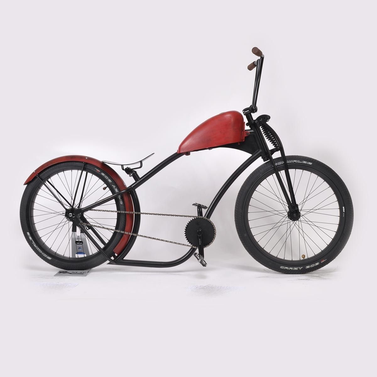 Ruff The Gent Hard Time Przykladowy Rower Custom Powered By Bst Lowrider Bike Low Rider Bike Bicycles Custom Bicycle