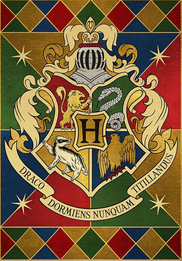 Proudly Display Those House Colours Harry Potter Poster Harry Potter Background Harry Potter Wallpaper