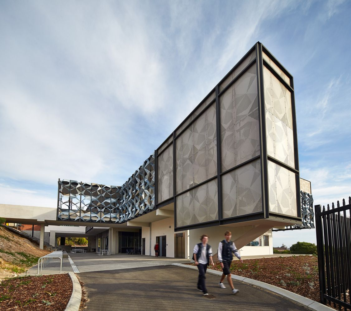 Gallery Of John Curtin College Of The Arts Jcy Architects And