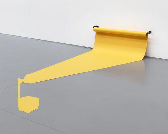 Igor Eskinja, Infinity Paper. Courtesy Paolo Maria Deanesi Gallery