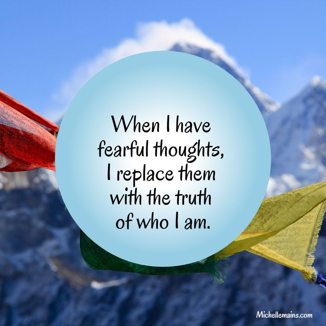 Manage Stress Affirmations In