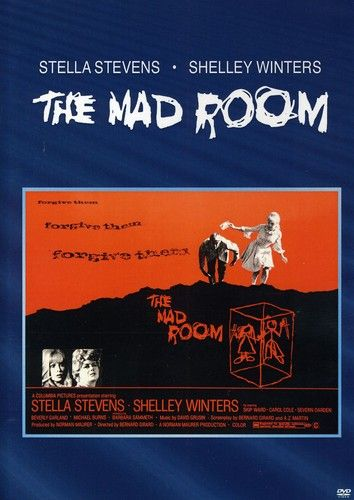 The Mad Room DVDMad