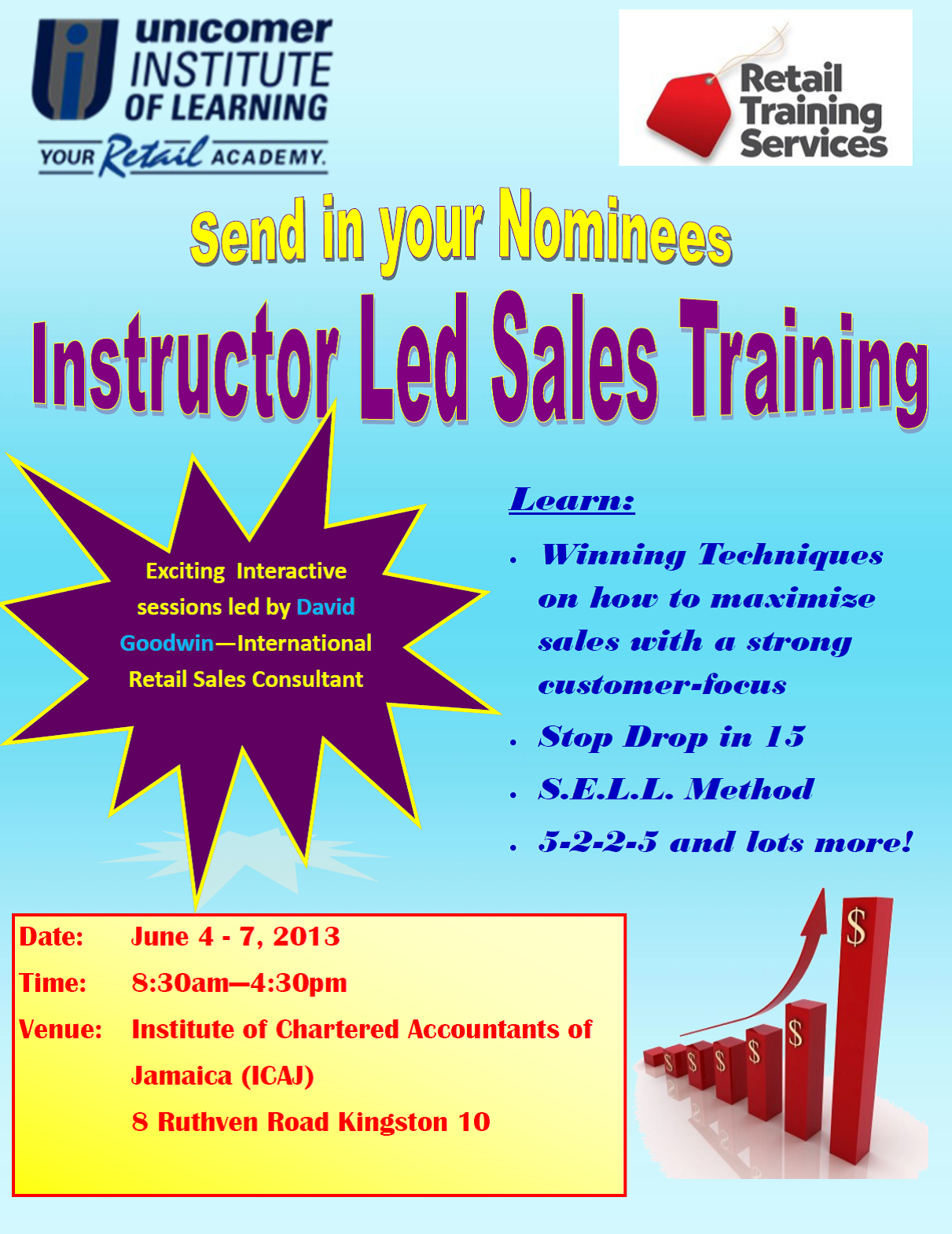 Caribbean Retail Sales Training Retail Sales Training Sales