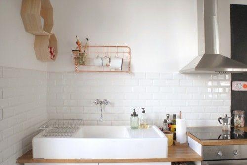La jolie meulière, l\u0027avant/après de la cuisine maison Pinterest