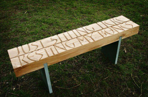 Garden Bench Ideas 14 Unusual Designs From Wood Garden Bench Diy Garden Bench Outdoor Bench