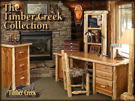 Log Cabin Home Furnishings   Sevenstonesinc.com