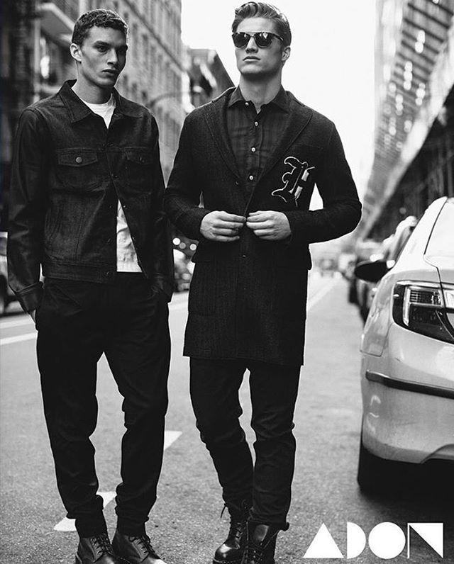 Photographer @josephsinclair and @adonmagazine  The streets of #manhattan  #issue20 #sneakpeek #malemodel #luxlife @qmodels @fordmodels @majormodelsmilan @fordmodels_chi @visionlosangeles