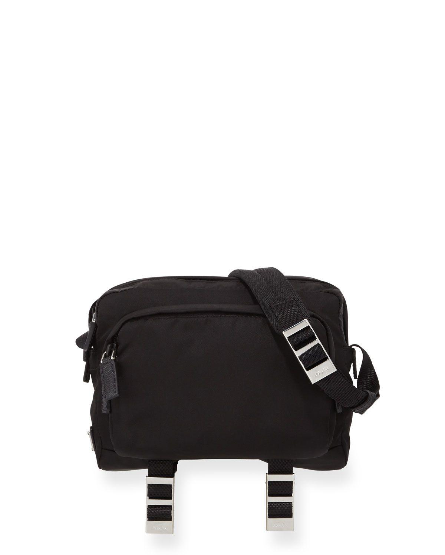 2884ae406d8b PRADA MEN'S NYLON CROSSBODY BAG. #prada #bags #shoulder bags #leather #nylon  #crossbody