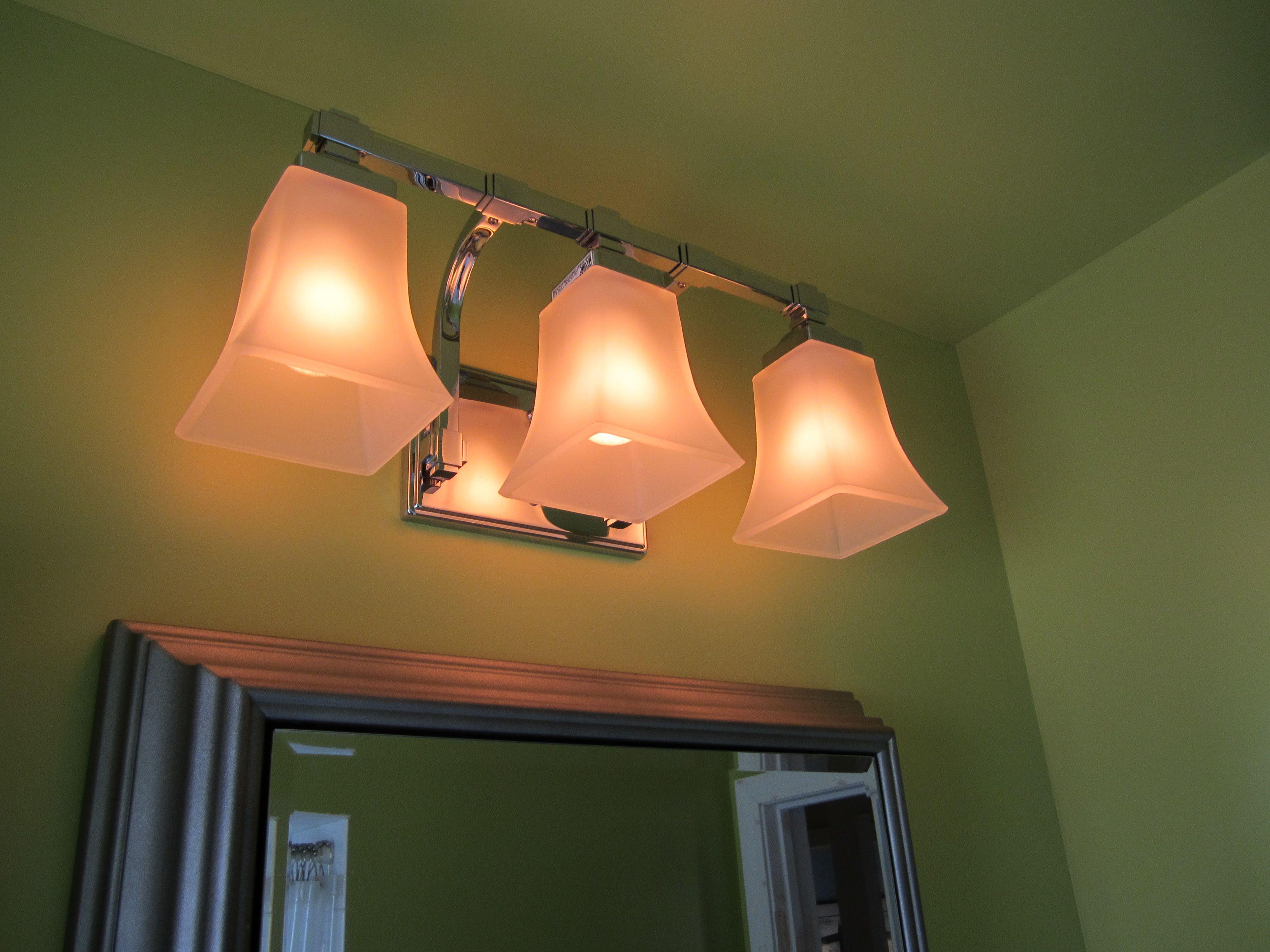 11+ Bathroom light fixtures home depot info