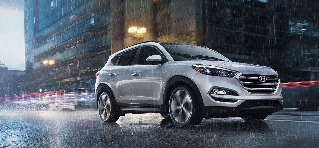 2017 Hyundai Tucson Eco, Sport, Review, Interior, Price