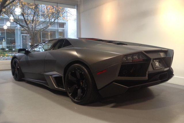 Beyond the unique bodywork, the Lamborghini Reventon is mechanically identical…