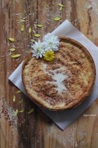 Torta de Coco Napoleão