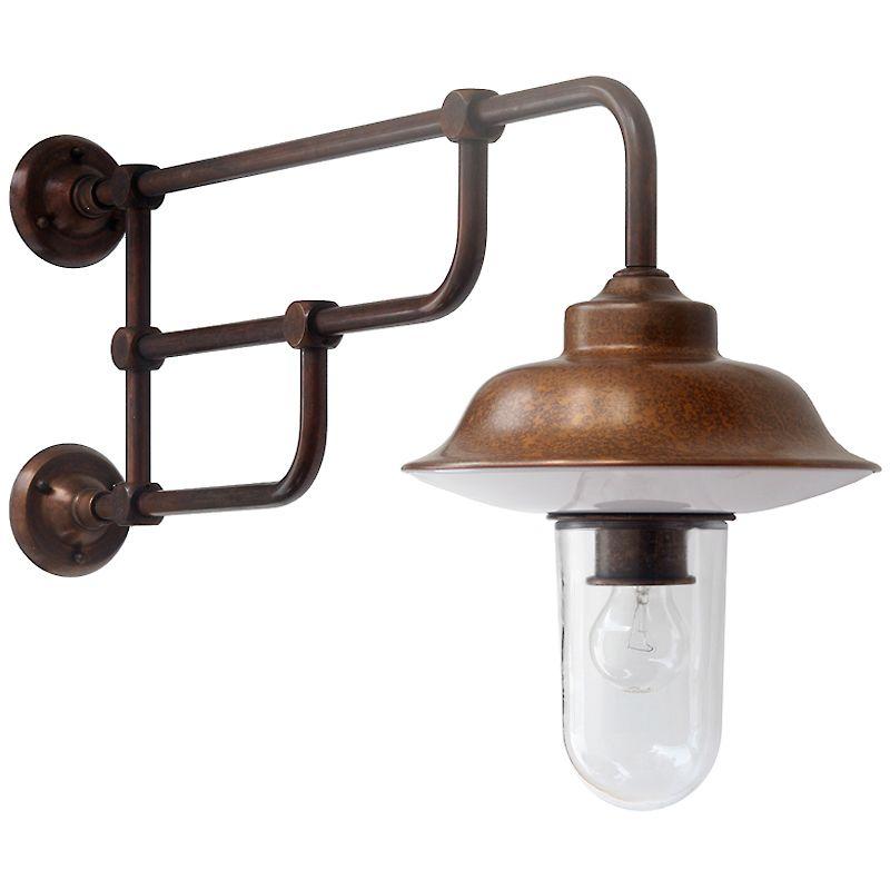 Amazing Historische bier Lamp industri le stijl door newwineoldbottles