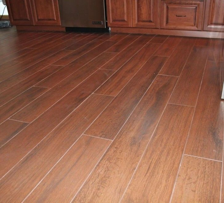 Mesmerizing Ceramic Kitchen Floor Tile Ideas In Wooden Design How