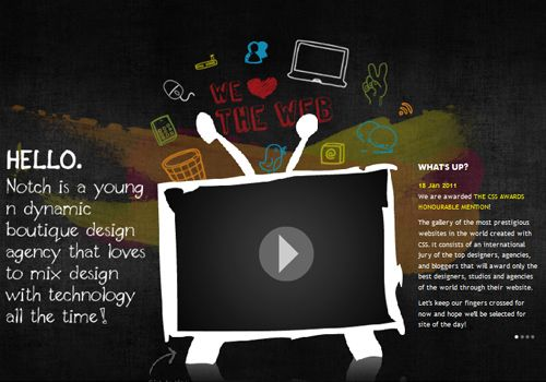 40 Cool Website Design Ideas You Should Check   Pinterest   Website ...