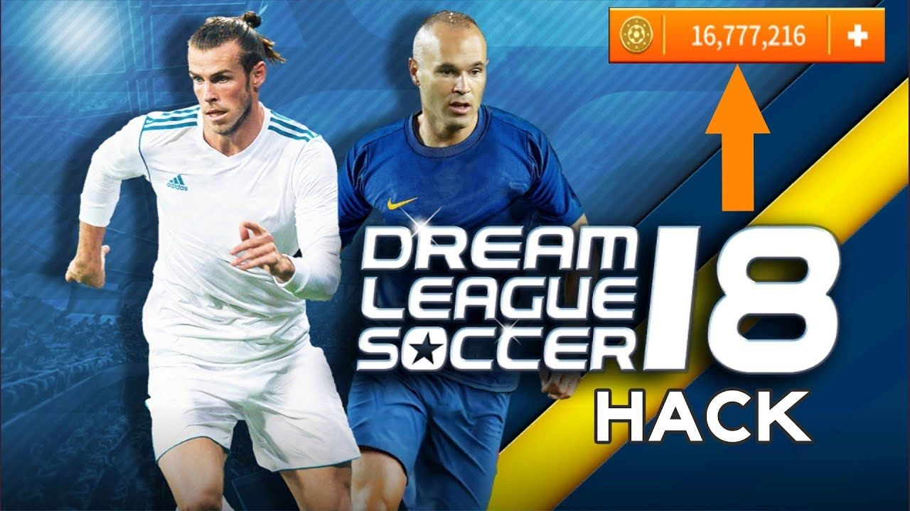 Dream League Soccer 2018 Mod Apk Unlimited Coins Soccer Kits Soccer Soccer Training