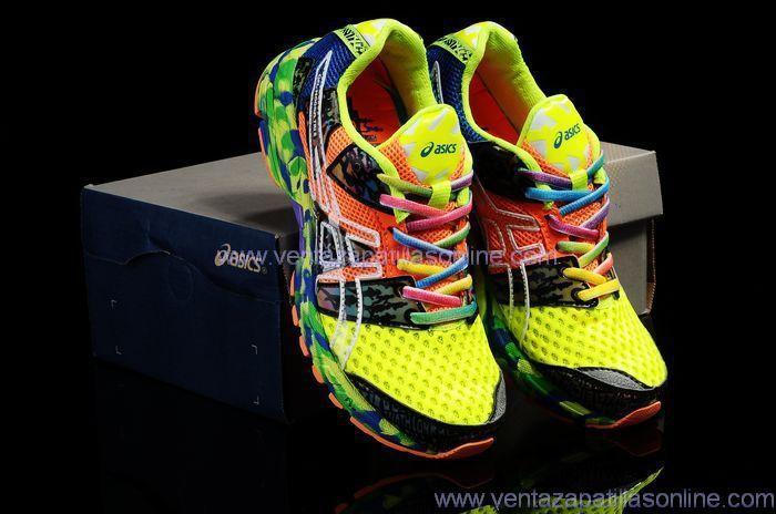 zapatillas deporte hombres asics running