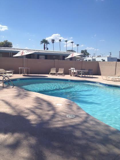 Used park model homes mesa arizona
