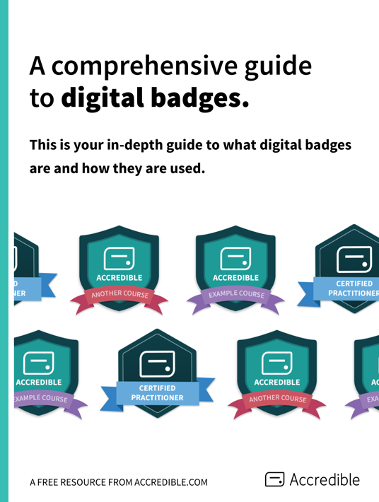 Get A Free Pdf Download Of A Comprehensive Guide To Digital Badges