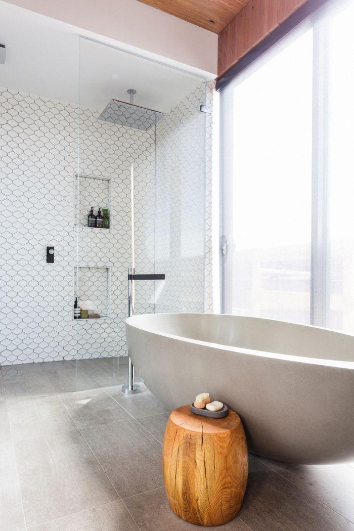 i like the combo of the shower tiles  floor tiles  stand alone bath and. i like the combo of the shower tiles  floor tiles  stand alone