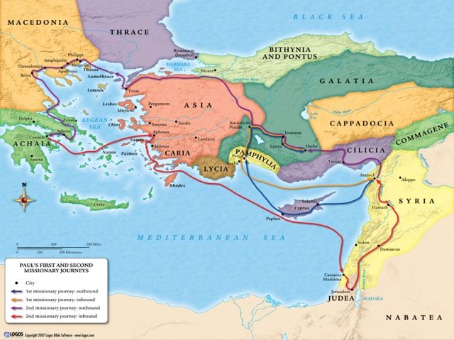 Asia Minor 1 Peter Google Search Bible Bible Mapping Map