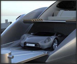 Futuristische luxusyachten  Strand Craft 122 Yacht my yacht | Luxury Life With Style ...