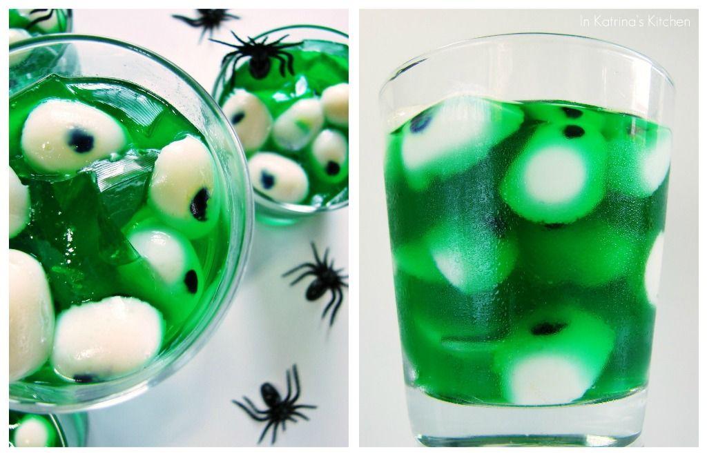 Cute Food For Kids? 30+ spooky but not gross Halloween food ideas - halloween drink ideas for kids