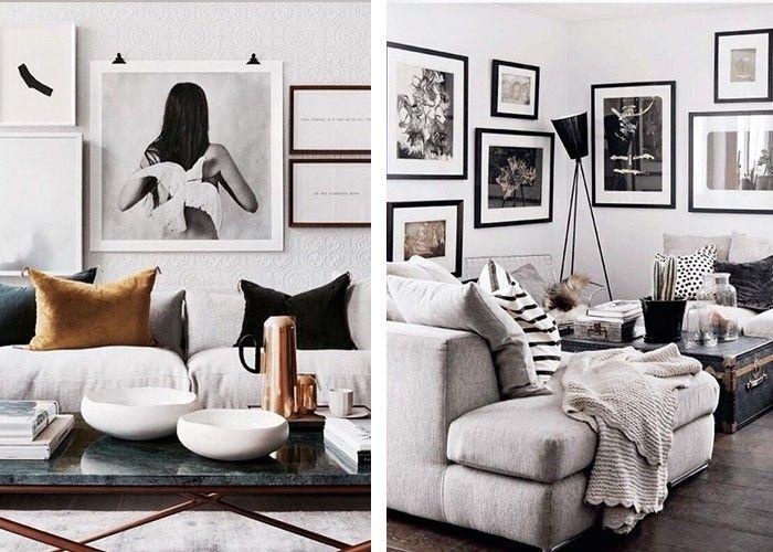 Fotowand selber machen wohnzimmer dekorieren ideen dekoration decoration ideas deko ideen pinterest fotowand selber machen fotowand und