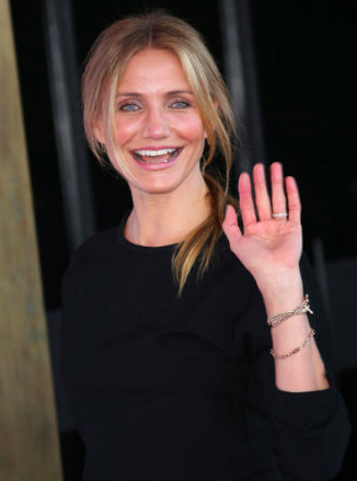 Looks like congratulations are in order for Cameron Diaz and Benji Madden!