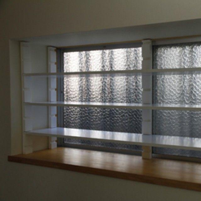 スペースを有効活用 出窓収納diy 暮らしニスタ 出窓 インテリア 出窓 インテリア 収納